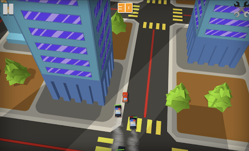 screenshot of Police Chase Pursuit version 1.1