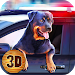 Police Dog Chase: Rottweiler
