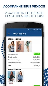 screenshot of Posthaus - Compre Moda Online version 3.1.1