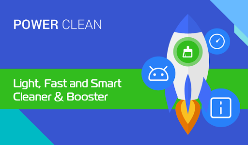 screenshot of Power Clean(Booster & Cleaner) version 2.5.8