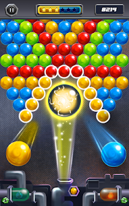 screenshot of Power Pop Bubbles version 6.0.9