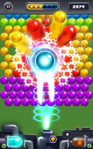 screenshot of Power Pop Bubbles version 3.19