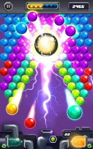 screenshot of Power Pop Bubbles version 3.10