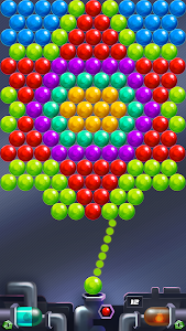 screenshot of Power Pop Bubbles version 1.0