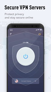 screenshot of Power VPN - Unlimited & Fast version 1.0.1