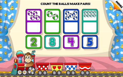 screenshot of Preschool Learning Games Kids with Abby Monkey version 3.1.4