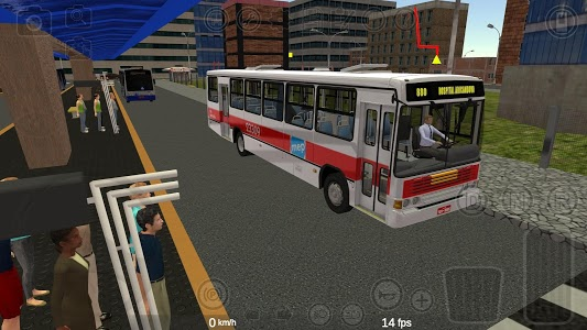 screenshot of Proton Bus Simulator 2020 (64+32 bit) version 247