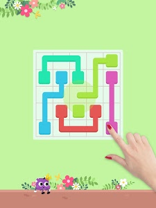 screenshot of Puzzledom - classic puzzles all in one version 7.3.41