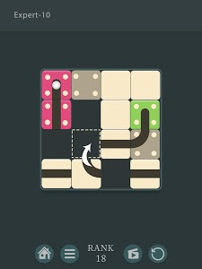 screenshot of Puzzledom - classic puzzles all in one version 7.4.95