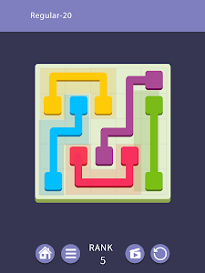 screenshot of Puzzledom - classic puzzles all in one version 7.5.10