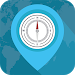 Qibla Finder, Best Compass - Find Kaaba Direction