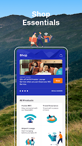 screenshot of Ready To Travel version 2.2.4