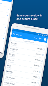 screenshot of Receipt Hog - Receipts to Cash version 4.7.2