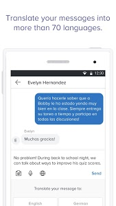screenshot of Remind: School Communication version 11.0.2