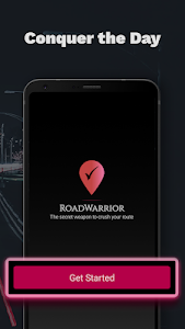 screenshot of RoadWarrior Route Planner version 2019.10.260