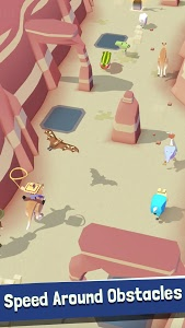 screenshot of Rodeo Stampede: Sky Zoo Safari version 1.7.0