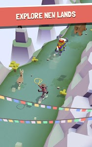 screenshot of Rodeo Stampede: Sky Zoo Safari version 1.26.4