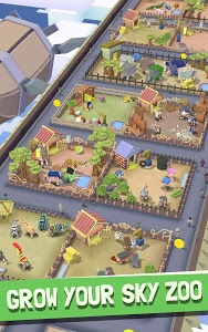 screenshot of Rodeo Stampede:Sky Zoo Safari version 1.19.3