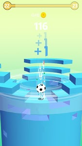 screenshot of Roller Jump version 1.0.7