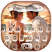 Romantic Love Couple Photo Keyboard Theme