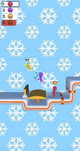 screenshot of Run Race 3D version 1.3.9