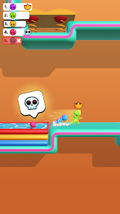 screenshot of Run Race 3D version 1.1.8