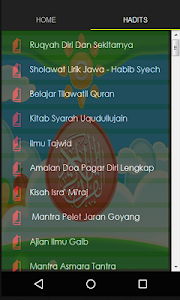 screenshot of Ruqyah Diri Dan Sekitarnya version 2.11