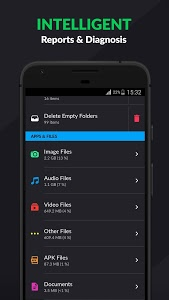 screenshot of SD Card Cleaner version Varies with device