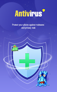 screenshot of SUPO Security -Antivirus&Boost version 1.1.36.0122