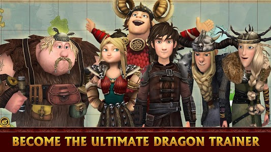 screenshot of School of Dragons version 3.1.0