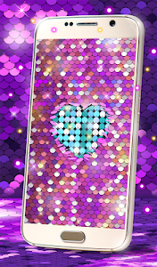 screenshot of Sequin Live Wallpaper version 1.8