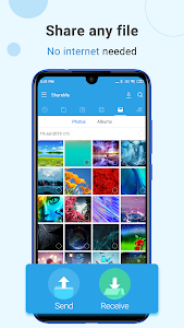 screenshot of ShareMe (Previously Mi Drop) version Varies with device