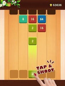 screenshot of Shoot n Merge - reinvention of the classic puzzle version 1.3.1