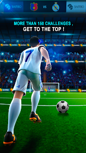 screenshot of Soccer Goals ⚽️ Evolution Stars Soccer Games 2019 version 4.1.0