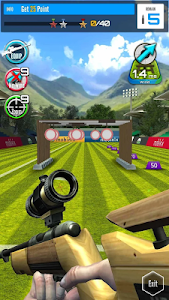 screenshot of Shooting King version 1.5.4