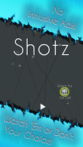 screenshot of Shotz version 1.3