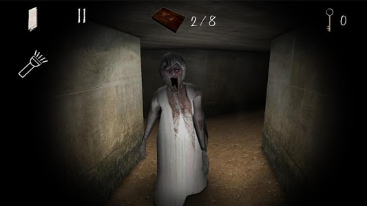 screenshot of Slendrina: The Cellar 2 version 1.2