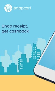 screenshot of Snapcart – Snap Receipts, Get Cashbacks version Varies with device