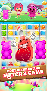screenshot of Soda Gummy Bears version 1.06