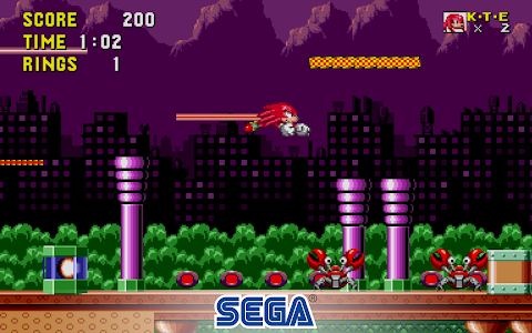 screenshot of Sonic the Hedgehog™ Classic version 3.4.7