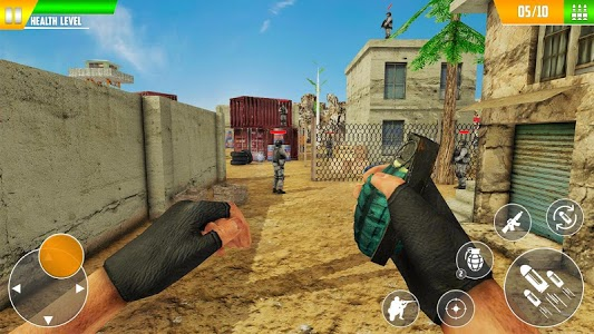 screenshot of Special Ops Impossible Missions 2019 version 1.9
