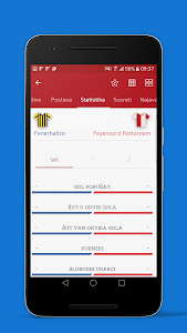 screenshot of Sportklub version 1.3.4