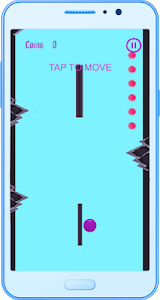 screenshot of Stack Jump Ball 2019 version 1.0