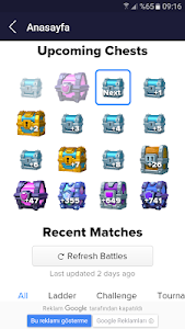 screenshot of Stats Royale Next Chest (Rotasyon) version 3.4.2.5
