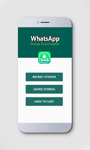 screenshot of Status Downloader - Status Saver -Whatscan-whatweb version 1.9
