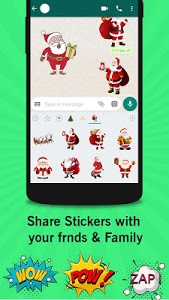 screenshot of Stickers for Whatsapp – WAStickers version 1.3