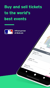 screenshot of StubHub - Tickets to Sports, Concerts & Events version 7.8.1