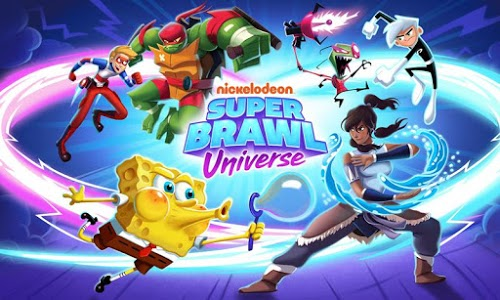 screenshot of Super Brawl Universe version 2.10