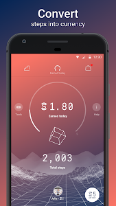 screenshot of Sweatcoin Pays You To Get Fit version 7.0