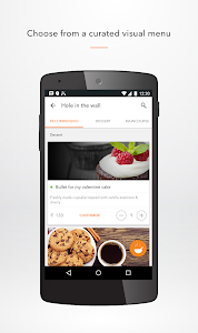screenshot of Swiggy Food Order & Delivery version 1.6.6